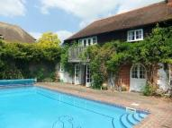 Semi-detached Villa to rent in Itchenor, Nr Chichester...