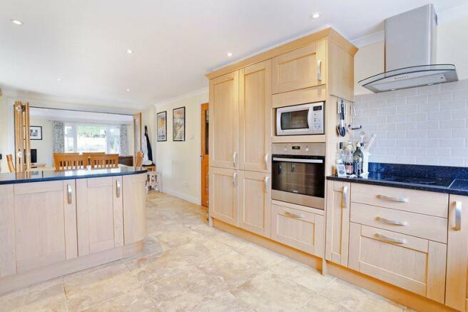 Kitchen toward...