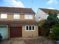 semi detached house to rent in The Brades, Caerleon,