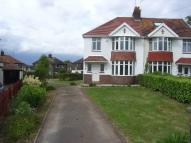 semi detached home to rent in 15 Groves Road, Newport,