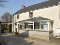semi detached house to rent in Great Llanolway Annex...