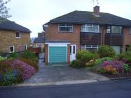 Rees Close semi detached property to rent