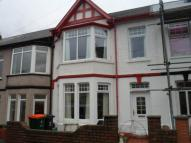 Terraced home in Warwick Road, Newport,