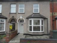 Terraced home to rent in Caerleon Road, Newport,