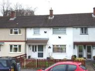 Terraced house in Constable Drive ...