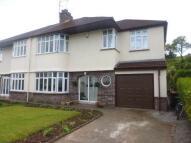 4 bedroom Detached house to rent in Court Crescent, Bassaleg...