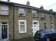 Terraced house in Tredegar Street...