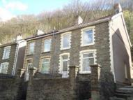 semi detached home in Newport Road, Cwmcarn,
