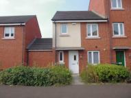 End of Terrace house to rent in Alicia Crescent, Newport,
