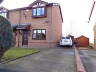semi detached property in Kiln Close, Buckley