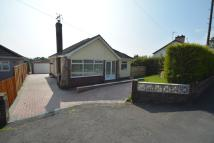 3 bedroom Detached Bungalow in Nant Mawr Road, Buckley