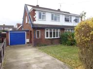 Delamere Avenue semi detached property to rent
