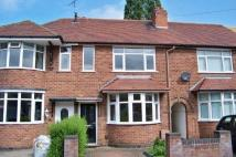 2 bed Terraced home in Howard Road, Nuneaton...