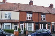 2 bedroom Terraced home in Priory Street, Nuneaton...