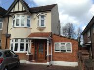4 bedroom semi detached property in Fairholme Avenue...