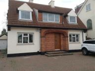 Detached house in Southend Arterial Road