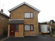 3 bed Detached home in Glebe Close...