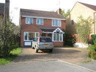 Detached house to rent in Farnborough Gardens...