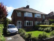 semi detached property to rent in Kedleston Road...