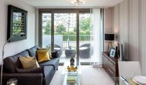 1 bedroom new Flat for sale in Parkside View...