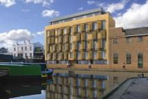 new Flat for sale in Islington Canalside...