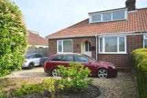 Semi-Detached Bungalow in St Williams Way, Norwich