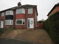 semi detached home to rent in Salcombe Crescent...