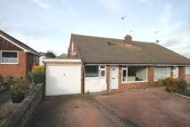 Semi-Detached Bungalow in Covert Close, Keyworth...