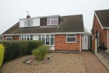 3 bed semi detached property in Elm Close, Keyworth...