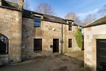 Terraced house in Lainshaw Stables Cottage...