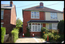 3 bed semi detached house in Ashurst, SO40