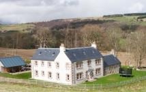 6 bed Detached house in Citie Knowe, Forneth...