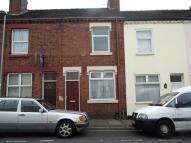 Terraced property in Cornwallis Street, Stoke...
