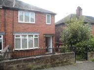 Terraced house in Barnfield Road, Cobridge...