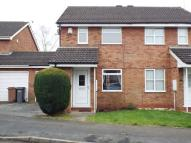 2 bed semi detached house to rent in Penrith Close, Trentham...