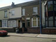 Terraced house in Leek Road, Shelton...