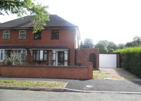 2 bedroom semi detached property to rent in Irene Avenue, Chell...