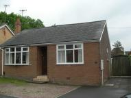 2 bedroom Detached Bungalow to rent in Rosewood Avenue...
