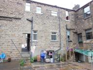 Terraced property in James Street...