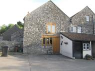 1 bed Barn Conversion in Wick St. Lawrence...