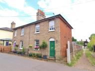 semi detached property in Queen Street, Coggeshall...