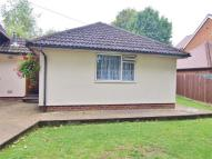2 bedroom Semi-Detached Bungalow in Willow Park, London Road...