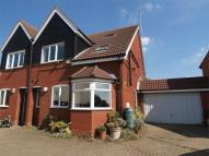 semi detached house in Priors Way, Coggeshall...