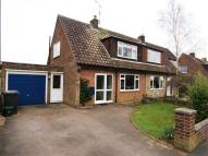semi detached house for sale in Westfield Drive...
