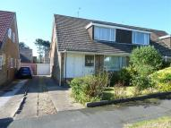 semi detached home for sale in Chantry Way East...