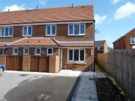 Terraced house for sale in Liberty Park, Brough