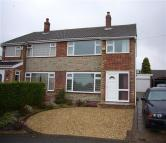3 bed semi detached house to rent in Rochester Road...