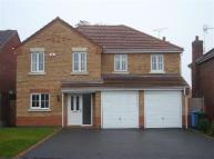 Detached house to rent in Lindbergh Close, Worksop