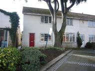 semi detached property in The Square, Wales...