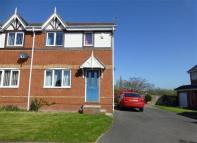 3 bed semi detached house in Mcloughlin Way...